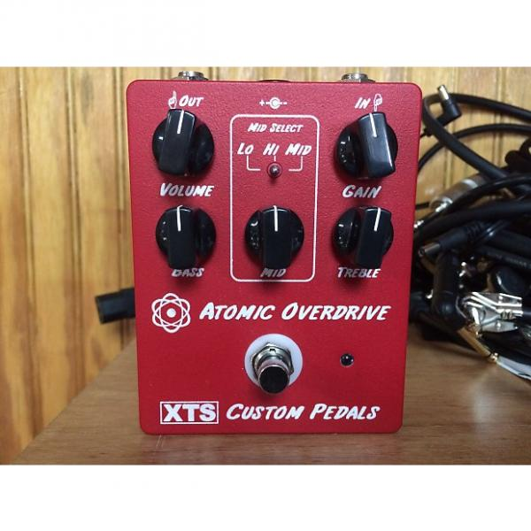 Custom Xact tone solutions XTS Atomic Overdrive #1 image