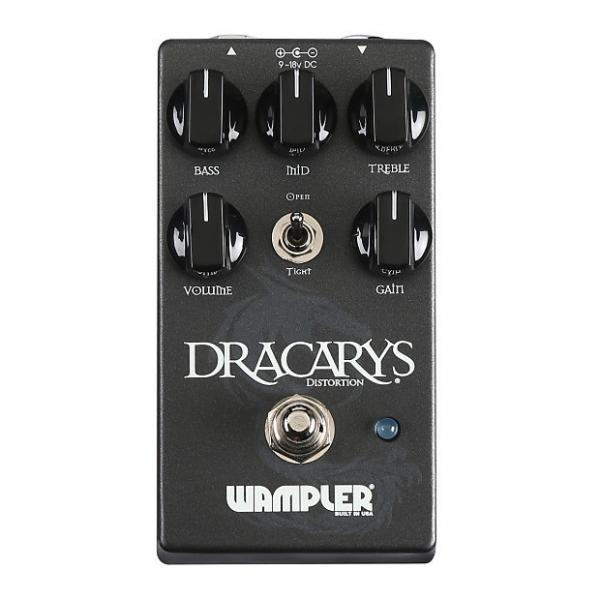 Custom Wampler Dracarys Distortion #1 image