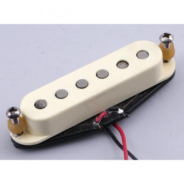 Custom Fender USA Stratocaster Single Coil Middle Guitar Pickup PU-8178 #1 image