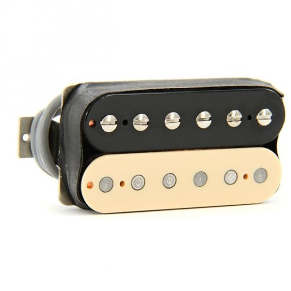 Custom Gibson 500T Super Ceramic Pickup - Zebra Bridge 4-Conductor #1 image