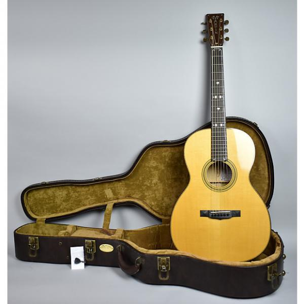 Custom Martin Arts & Crafts 2 Limited Edition 000 Size 12 Fret Acoustic Guitar w/OHSC 2008 Natural #1 image