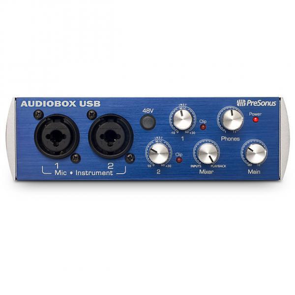 Custom Presonus - AudioBox USB 2x2 Audio Interface - Includes Studio One #1 image