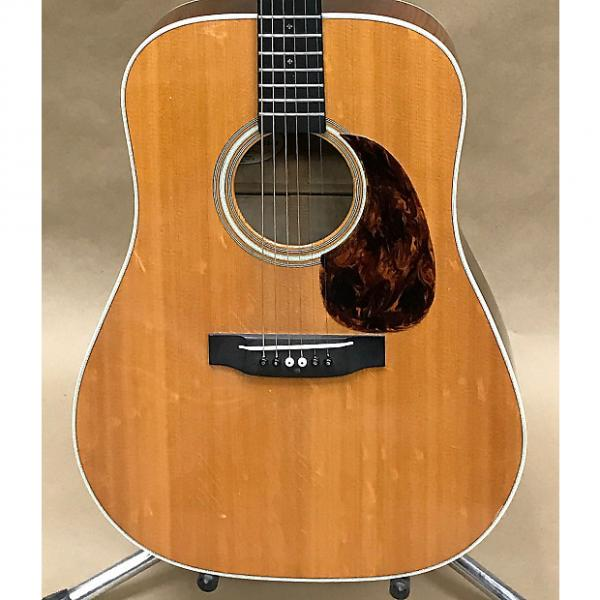 Custom Crafters of Tennessee TNFTMP Maple Dreadnought Guitar #1 image