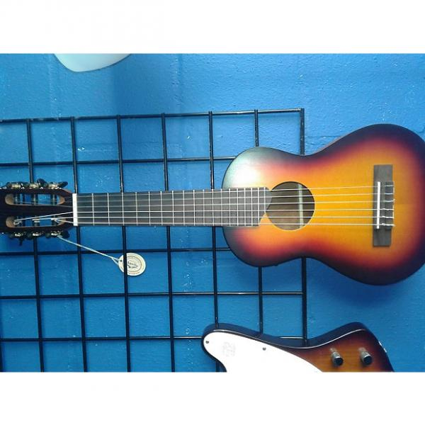 Custom NEW! Guitarlele Electric  Acoustic Electric With Built-in Tuner. 2017 Mahogany #1 image