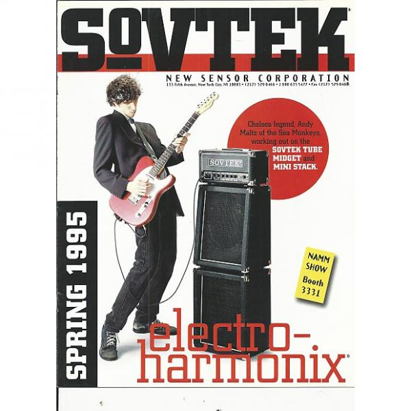 Custom Sovtek-Catalog, 1995 #1 image