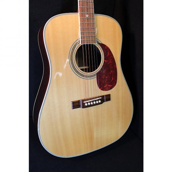 Custom Washburn D21S Dreadnought Acoustic #1 image