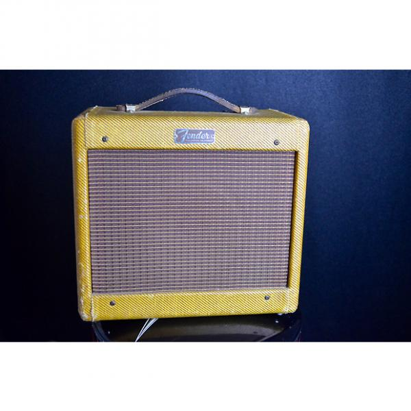 Custom Fender Champ 1960 Tweed #1 image