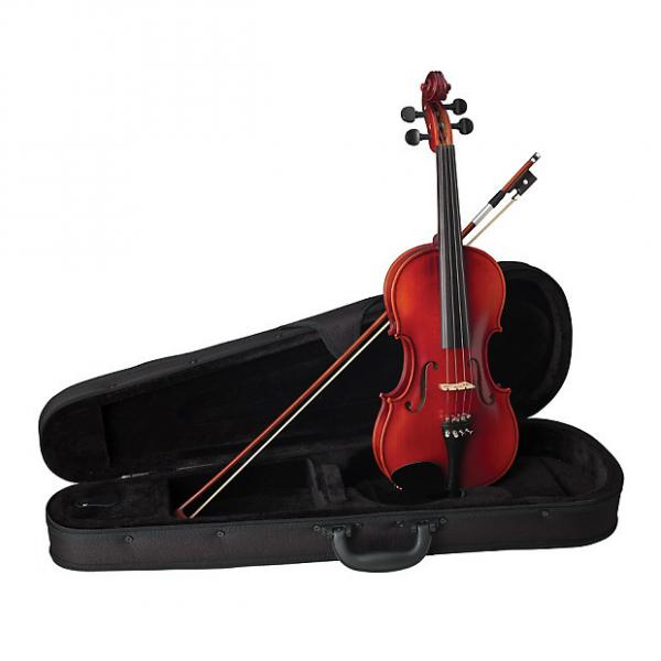Custom Becker 175A Prelude Series 1/2 Size Violin Outfit with Case and Bow #1 image