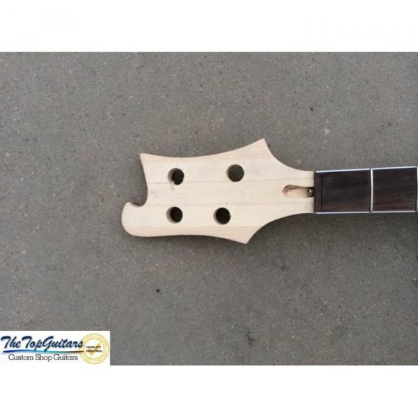 Custom Made Blue 4003 Bass Neck Through Body #3 image