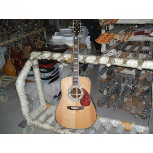 Inspired Custom Shop Martin D 45 Acoustic Electric Guitar #1 image