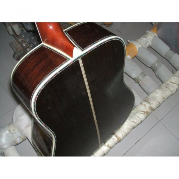 Inspired Custom Shop Martin D 45 Acoustic Electric Guitar #2 image