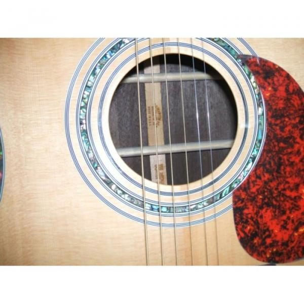 Inspired Custom Shop Martin D 45 Acoustic Electric Guitar #3 image