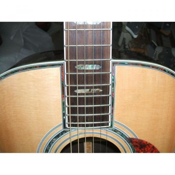Inspired Custom Shop Martin D 45 Acoustic Electric Guitar #5 image