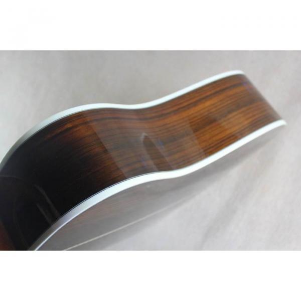 Custom Shop Martin D28 Natural Acoustic Guitar Sitka Solid Spruce Top With Ox Bone Nut & Saddler #3 image