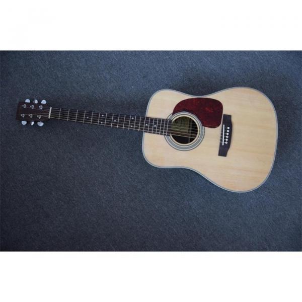 Custom Shop Martin D28 Natural Acoustic Guitar #1 image