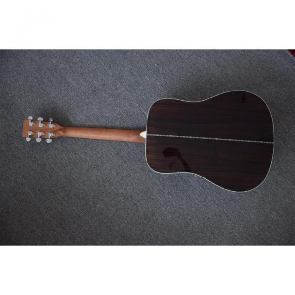 Custom Shop Martin D28 Natural Acoustic Guitar #4 image