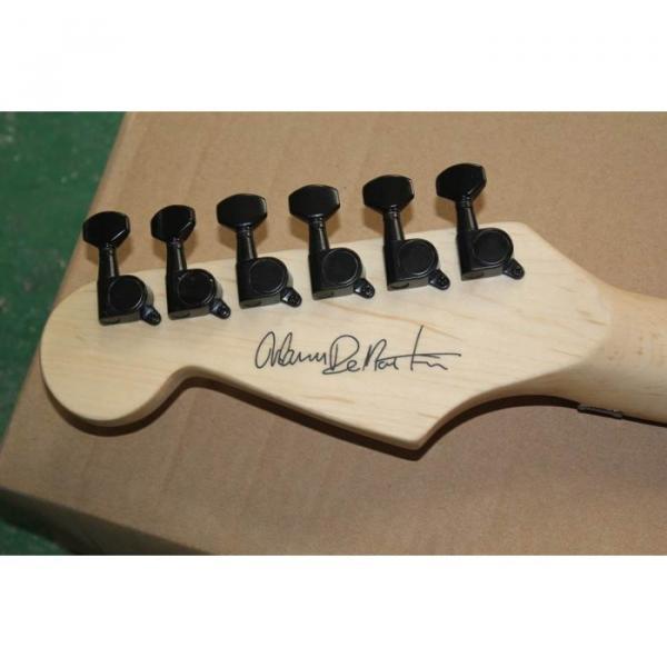 Custom Shop Charvel Warren De Martini White Electric Guitar #1 image