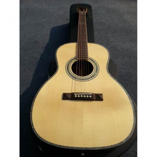 Custom Shop Fishman EQ Martin D42 Acoustic Classical Guitar #1 image