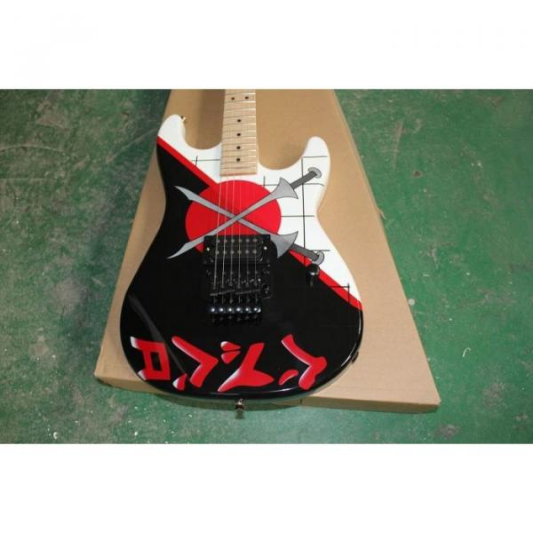 Custom Shop Charvel Warren De Martini White Electric Guitar #3 image