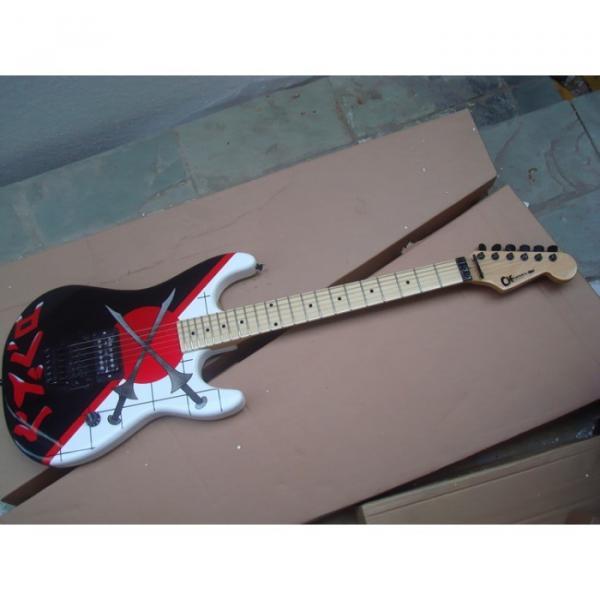 Custom Shop Charvel Warren De Martini Electric Guitar #2 image