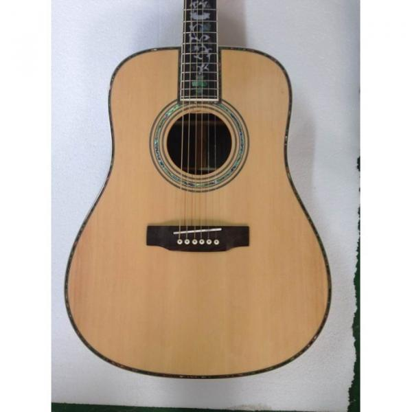 Custom 1833 Martin D45 Acoustic Guitar Sitka Solid Spruce Top Personalized Headstock #1 image