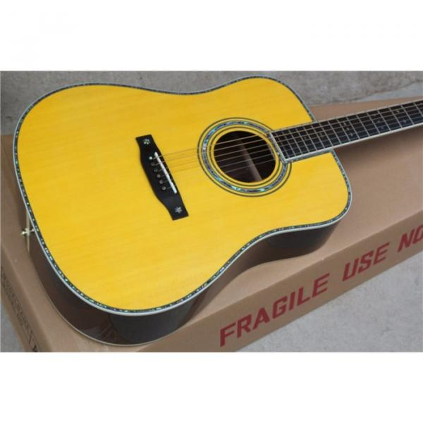 41 Inch CMF Martin Solid Wood Body Acoustic Guitar Sitka Solid Spruce Top #1 image