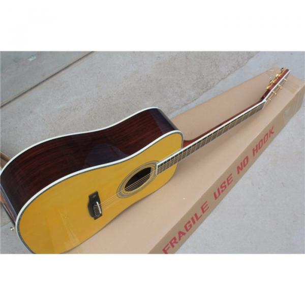 41 Inch CMF Martin Solid Wood Body Acoustic Guitar Sitka Solid Spruce Top #2 image