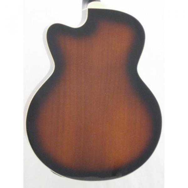 Jay Turser Model JTAB-650ATB Acoustic Bass Guitar #3 image