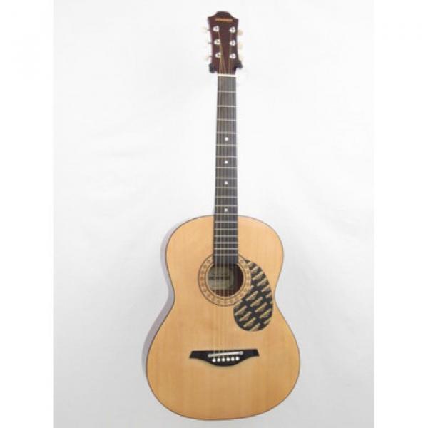 Hohner Model HW200 Concert Size Acoustic Guitar #1 image