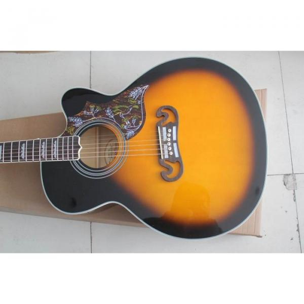 Custom Shop SJ200 Sunburst Acoustic Guitar #1 image