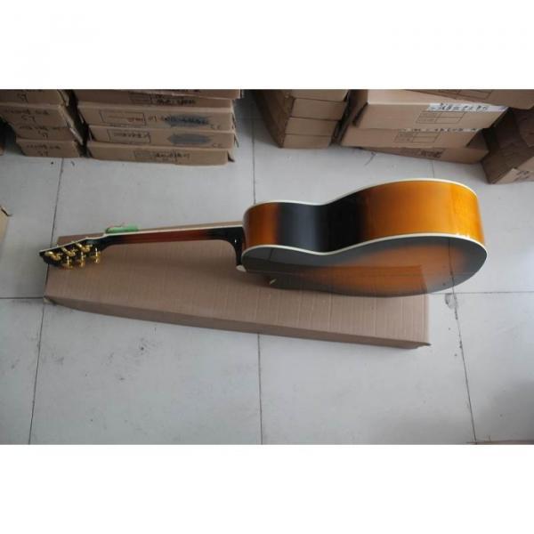 Custom Shop SJ200 Sunburst Acoustic Guitar #4 image
