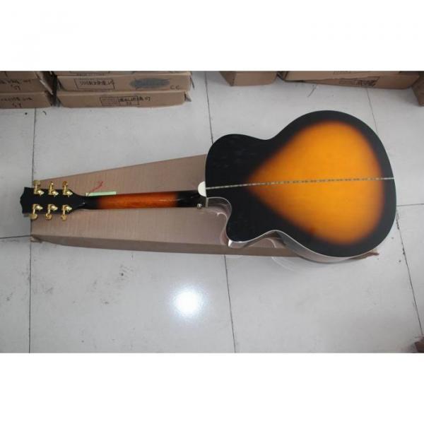 Custom Shop SJ200 Sunburst Acoustic Guitar #5 image