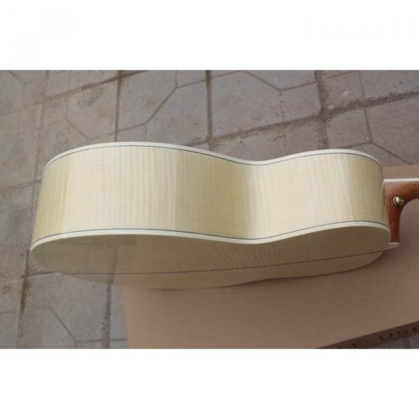 Custom Shop Pete Townshend J200 Natural Acoustic Electric Guitar #4 image