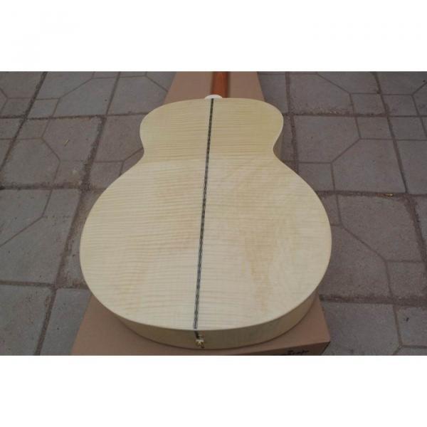 Custom Shop Pete Townshend J200 Natural Acoustic Electric Guitar #5 image