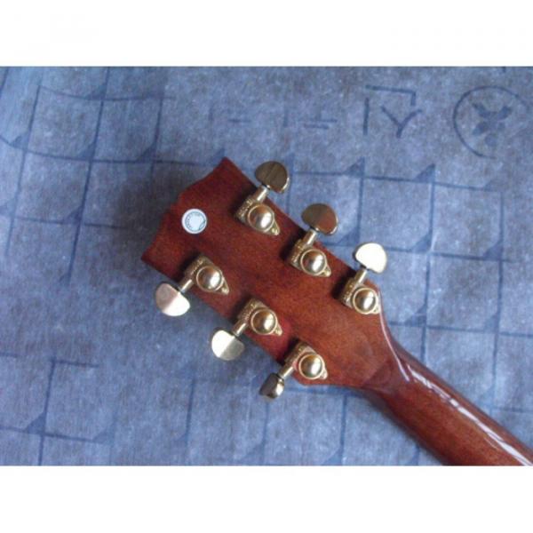 Custom Shop Hummingbird Dove Tobacco Acoustic Guitar #5 image