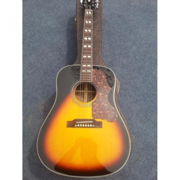 Custom J 45 Tobacco Burst Acoustic Guitar #1 image