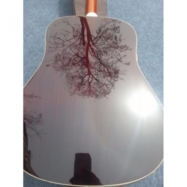 Custom J 45 Tobacco Burst Acoustic Guitar #3 image