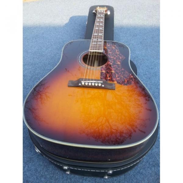 Custom J 45 Tobacco Burst Acoustic Guitar #5 image