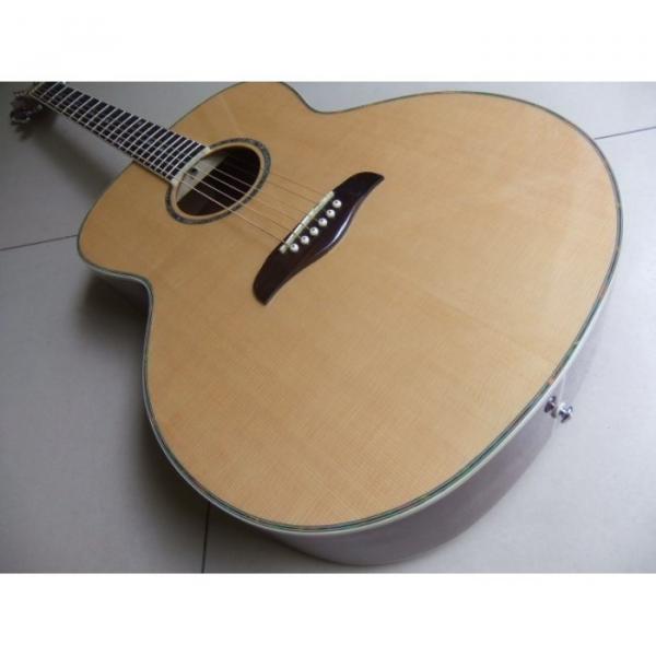 Custom Build Yairi Alvarez Baritone Acoustic Guitar #1 image