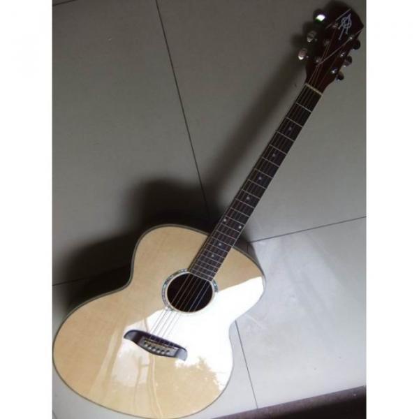 Custom Build Yairi Alvarez Baritone Acoustic Guitar #2 image