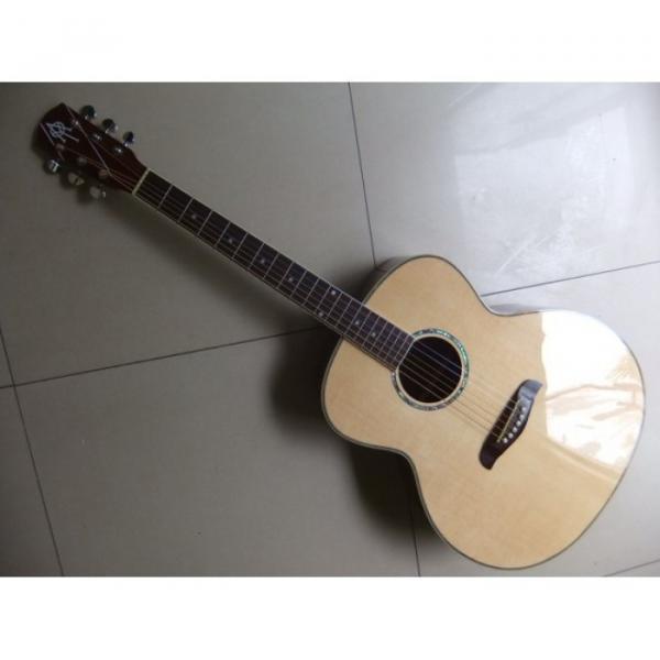 Custom Build Yairi Alvarez Baritone Acoustic Guitar #4 image
