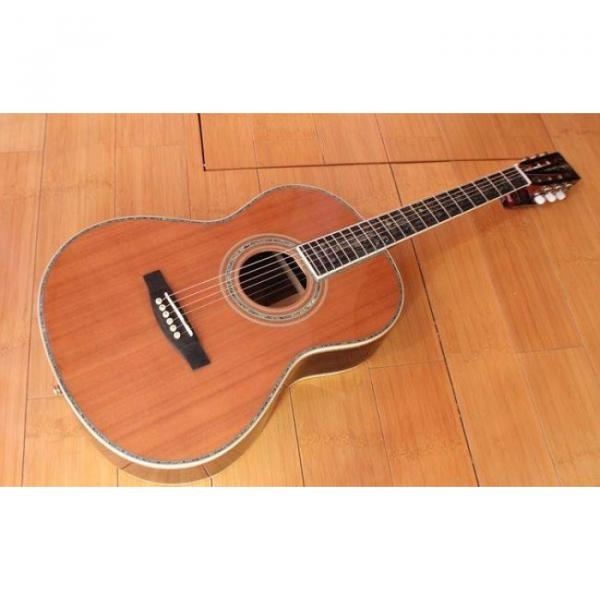 Acoustic Guitar With 12 Fret Cut Away #1 image