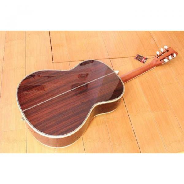 Acoustic Guitar With 12 Fret Cut Away #4 image