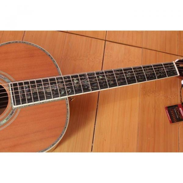Acoustic Guitar With 12 Fret Cut Away #5 image