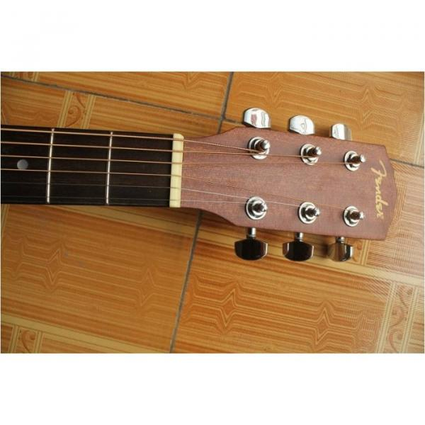 """Custom Cutaway 41"""" Acoustic Guitar Solid Spruce Top With EQ #2 image"""