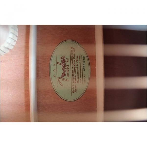 """Custom Cutaway 41"""" Acoustic Guitar Solid Spruce Top With EQ #4 image"""