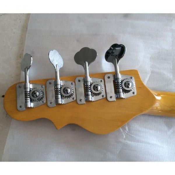 Project High Gloss Black Asat 4 String Bass #5 image