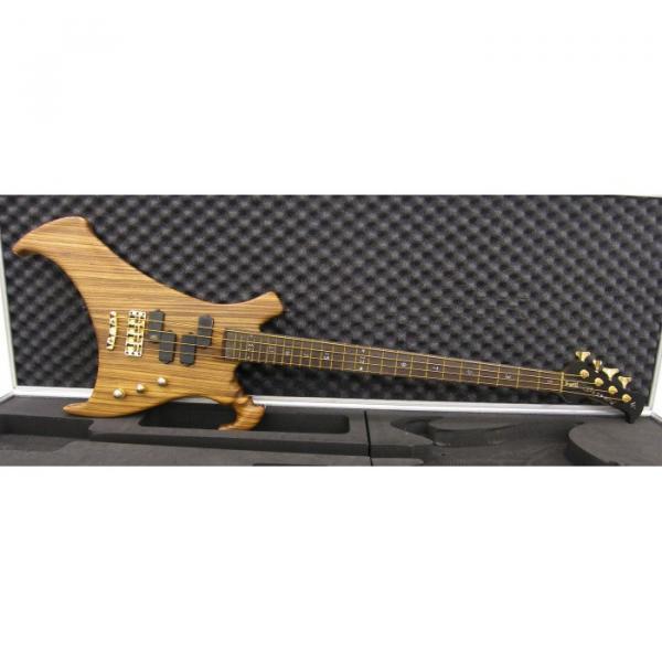 Project Buzzard 4 String Bass German MEC pickups #1 image