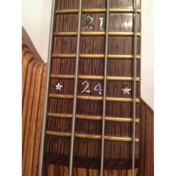 Project Buzzard 4 String Bass German MEC pickups #2 image