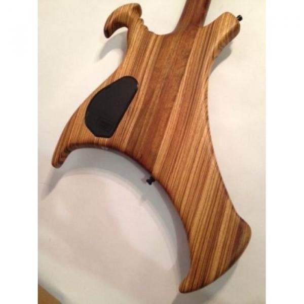 Project Buzzard 4 String Bass German MEC pickups #3 image